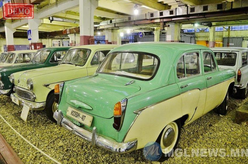 Самый крупный в мире музей советских автомобилей музей, олдтаймер, ретро автомобили, советские автомобили